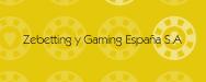 Zebetting y Gaming España S.A